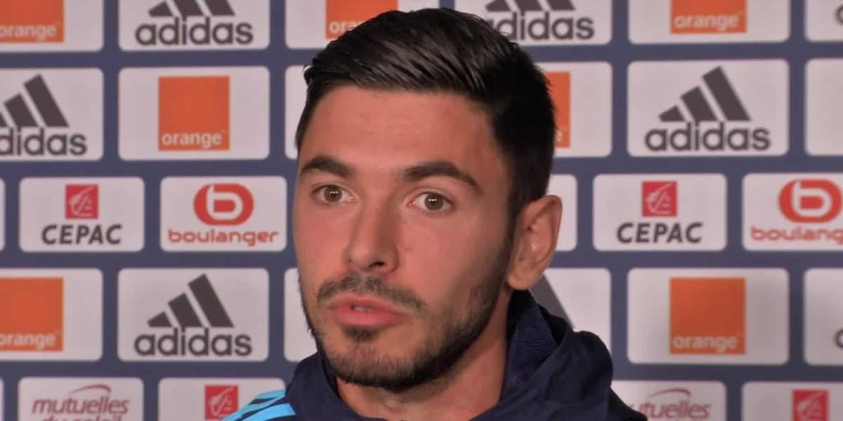 OM - Olympique de Marseille : Morgan Sanson