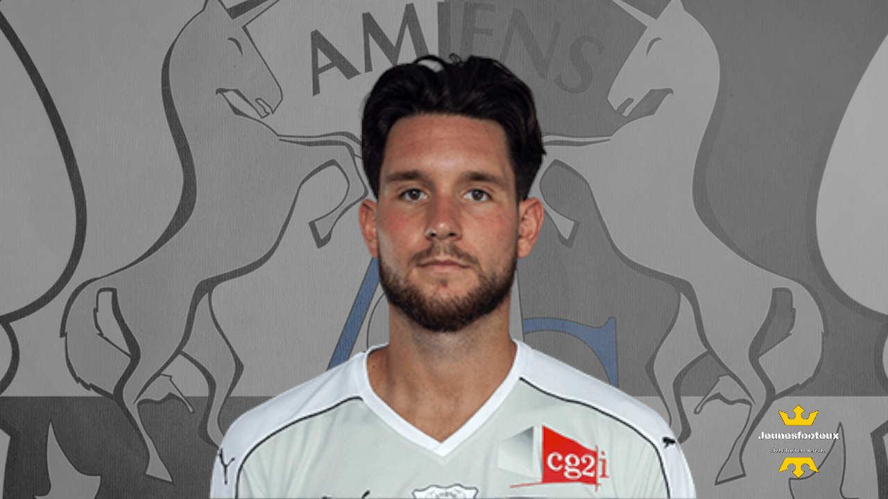 Amiens SC - RC Lens : Jordan Lefort, Mercato