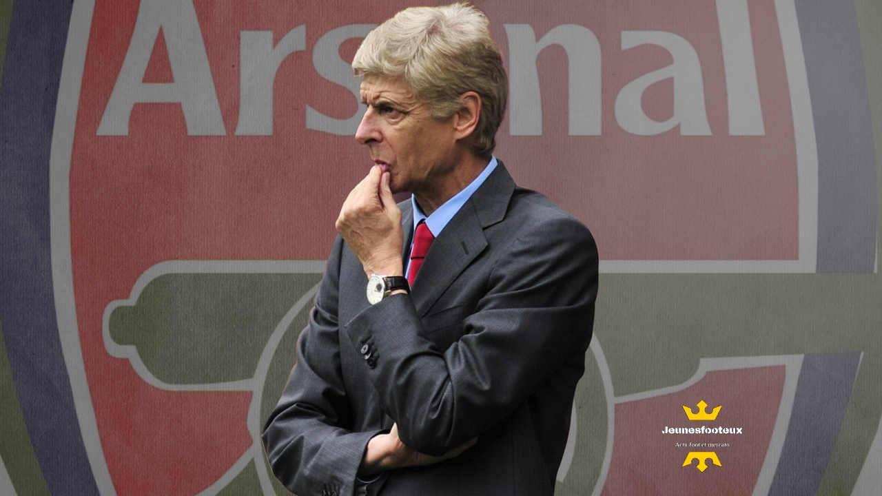 Arsenal, Mercato : Arsène Wenger des Gunners