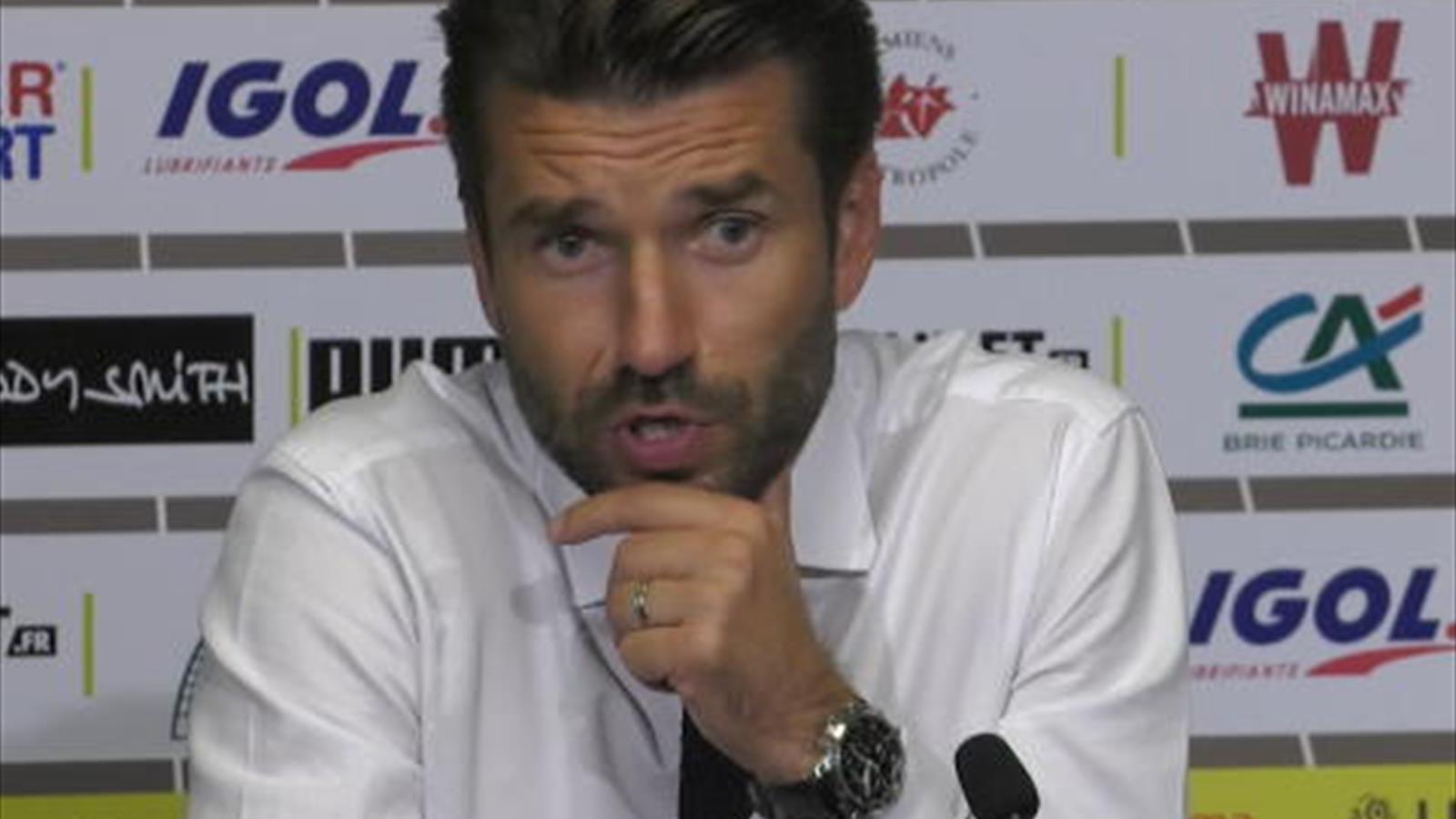 Amiens SC : Luka Elsner