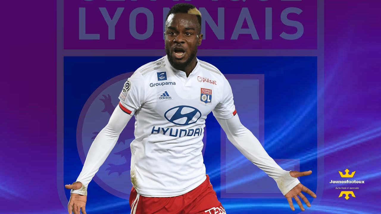OL - Olympique Lyonnais : Maxwel Cornet