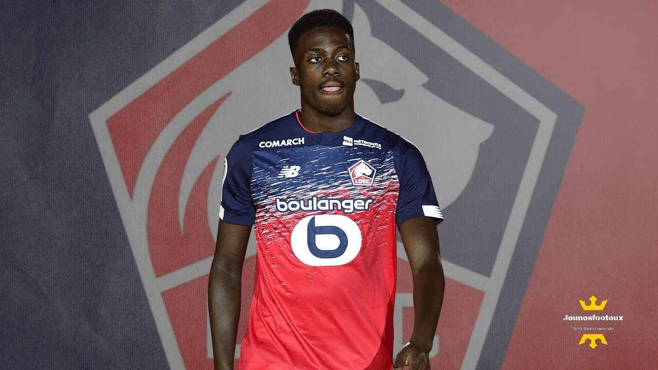 LOSC : Timothy Weah (Lille OSC)