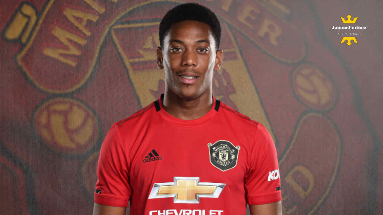 Manchester United, Inter Milan - Mercato : Anthony Martial