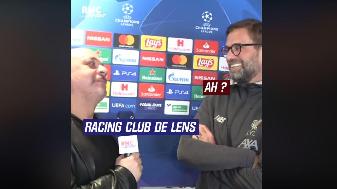 RC Lens : Jürgen Klopp de Liverpool