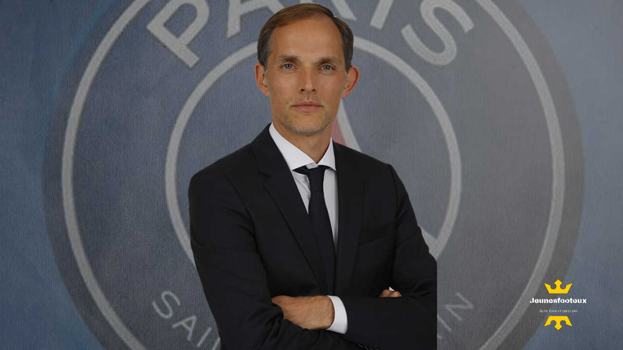 PSG - Paris SG : Thomas Tuchel