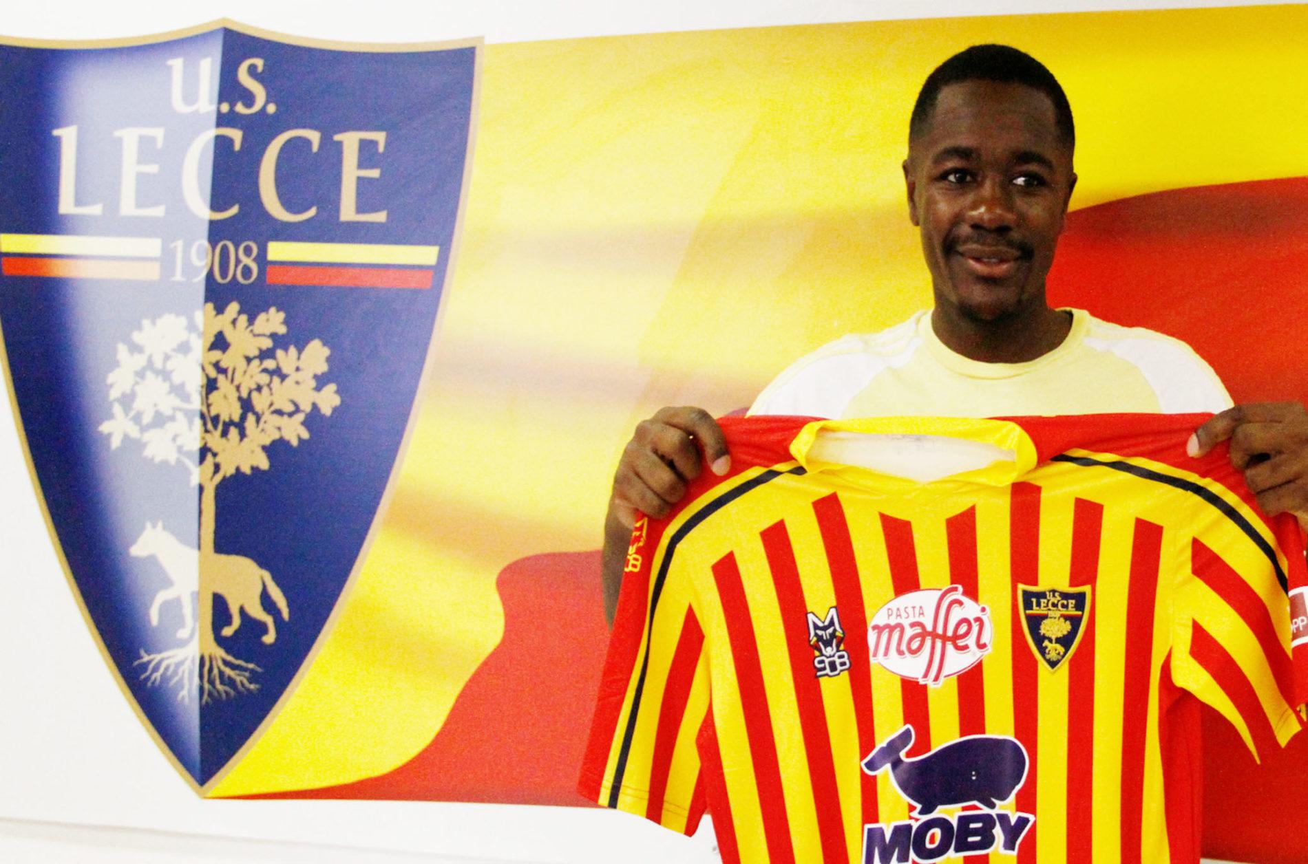 Lecce résilie le prêt de Giannelli Imbula (Stoke City)