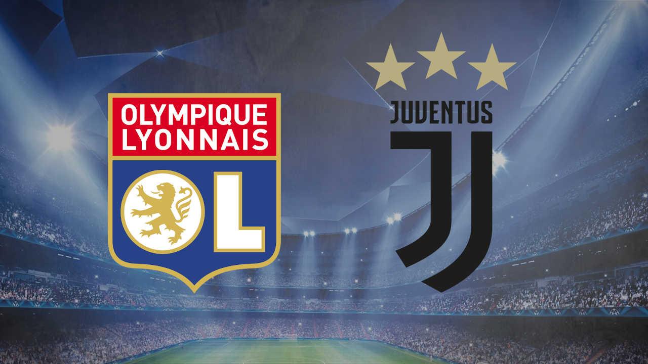 OL - Juventus : huitième de finale aller de Ligue des Champions
