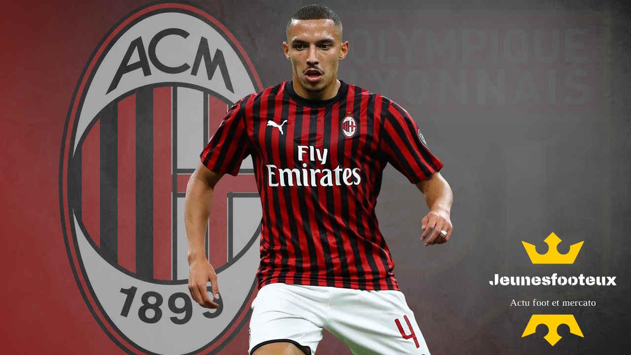 Milan AC, OL - Mercato : Ismaël Bennacer