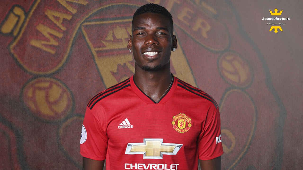 Manchester United : Paul Pogba