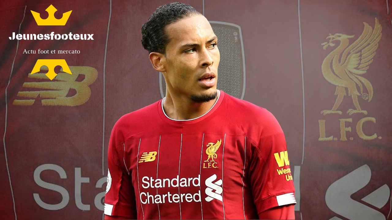 Watford - Liverpool : Virgil van Dijk