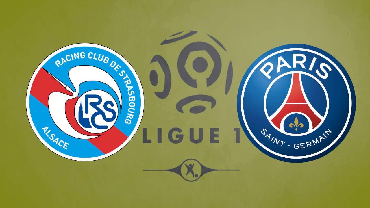 Strasbourg - PSG : 28e journée de Ligue 1