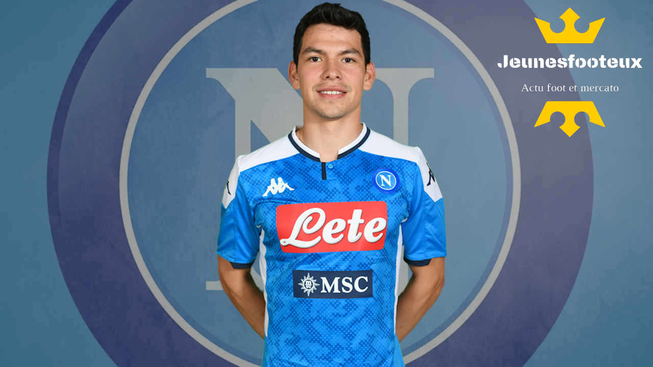 Naples, Everton, West Ham - Mercato : Hirving Lozano
