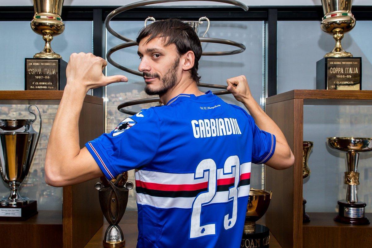 Sampdoria de Gênes : Manolo Gabbiadini