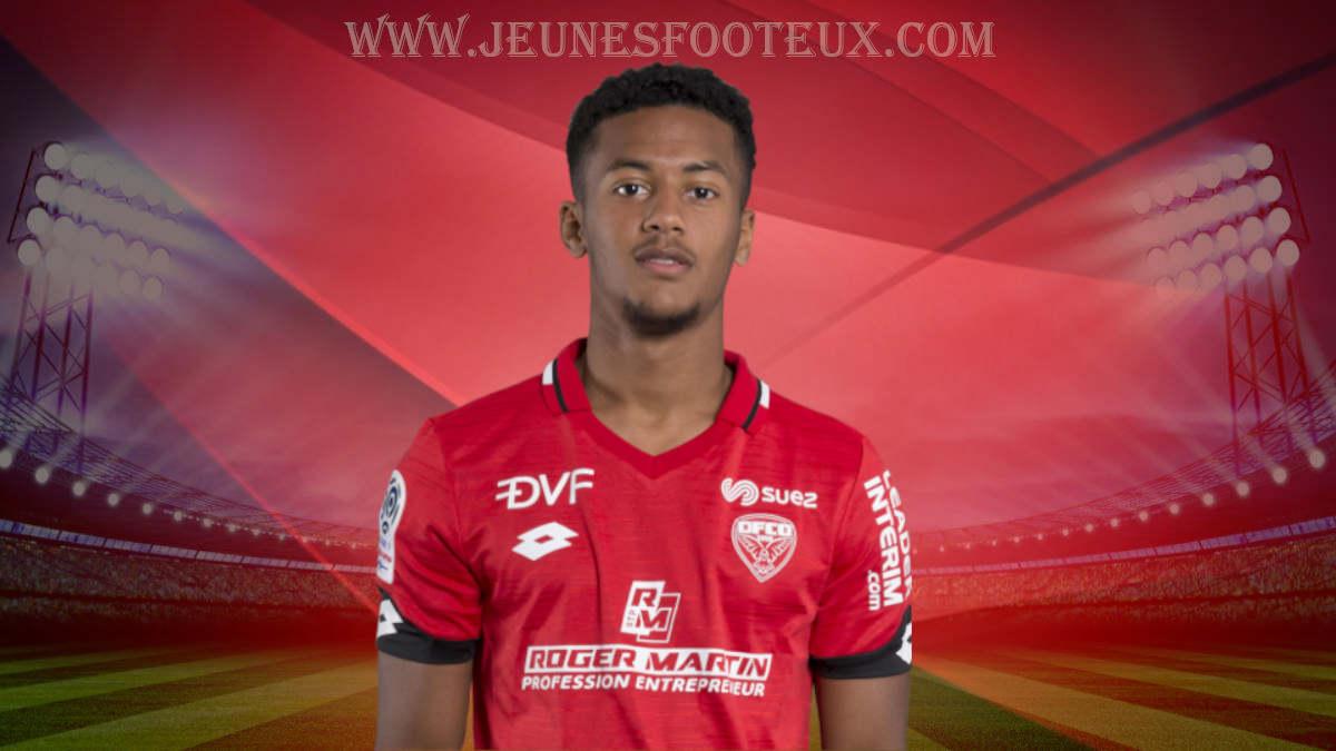 Dijon - DFCO : Mounir Chouiar (ex RC Lens)