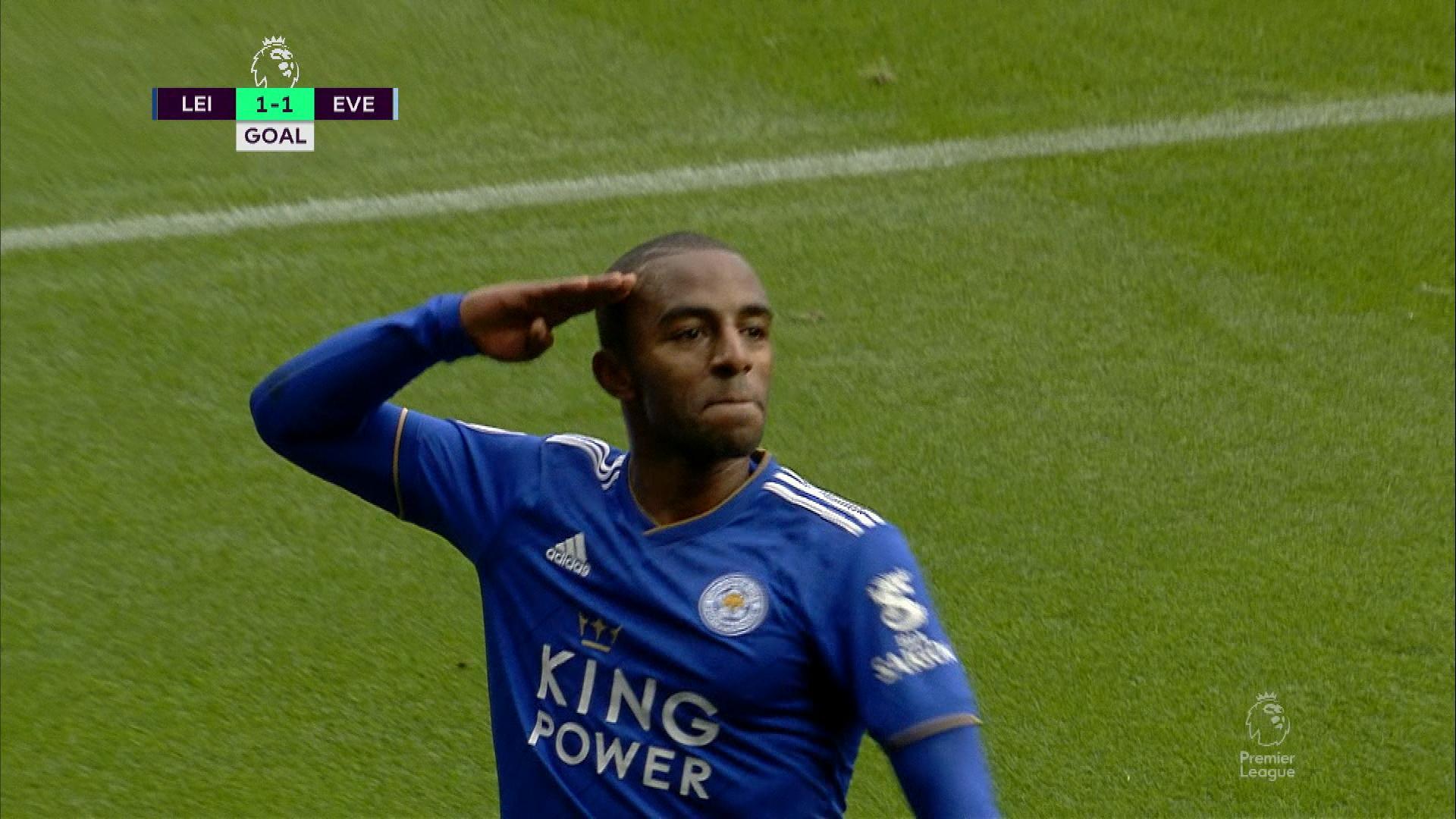 Leicester : Ricardo Pereira