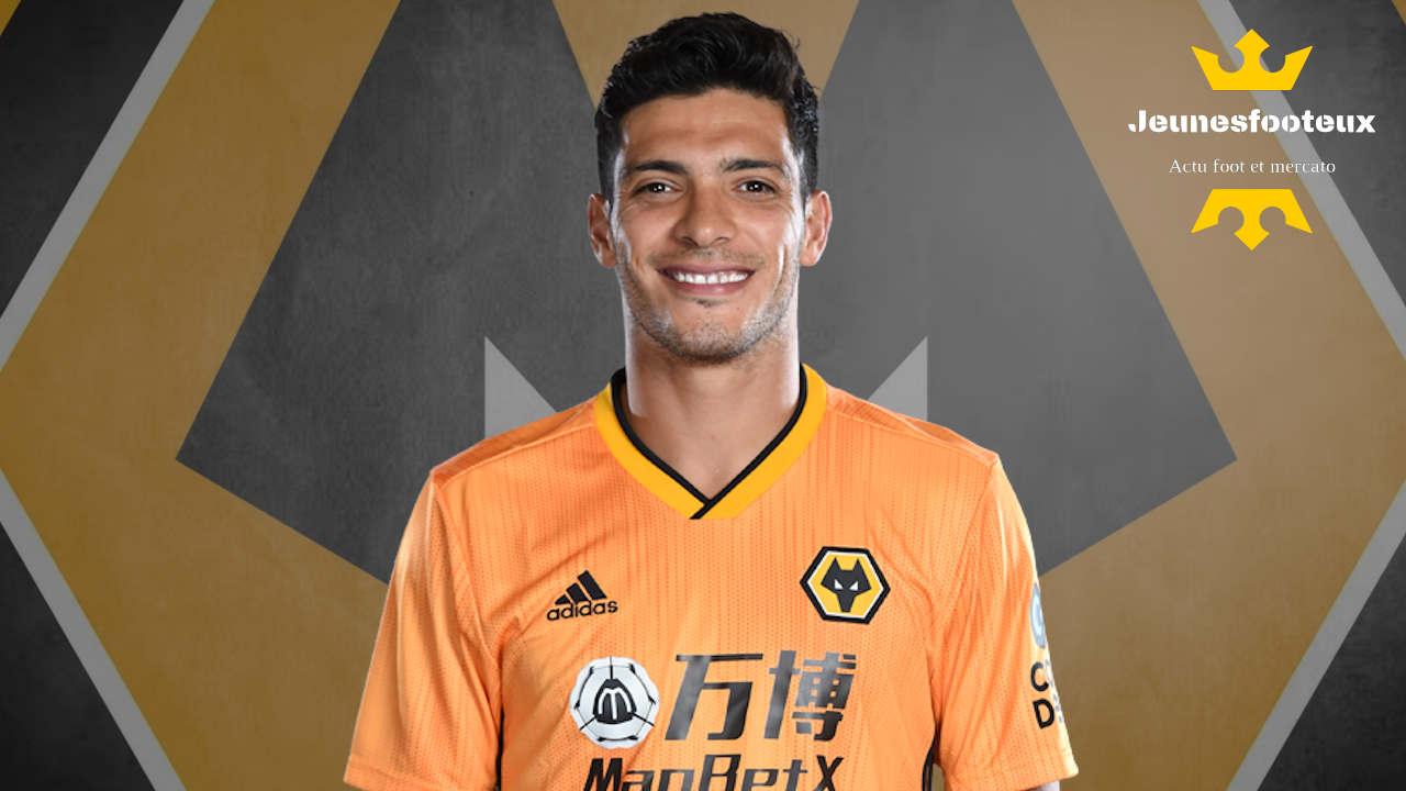 Manchester United - Mercato : MU cible Raùl Jiménez (Wolverhampton) !
