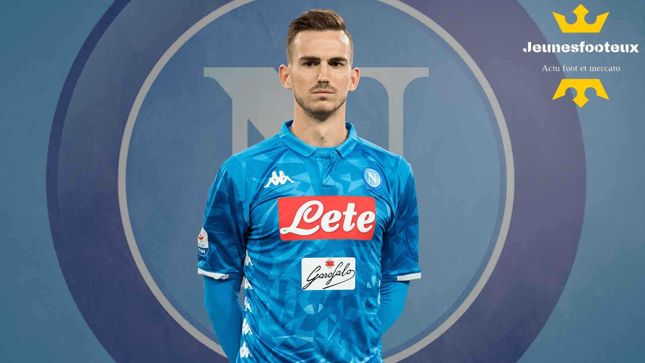 Naples, Liverpool - Mercato : Fabian Ruiz
