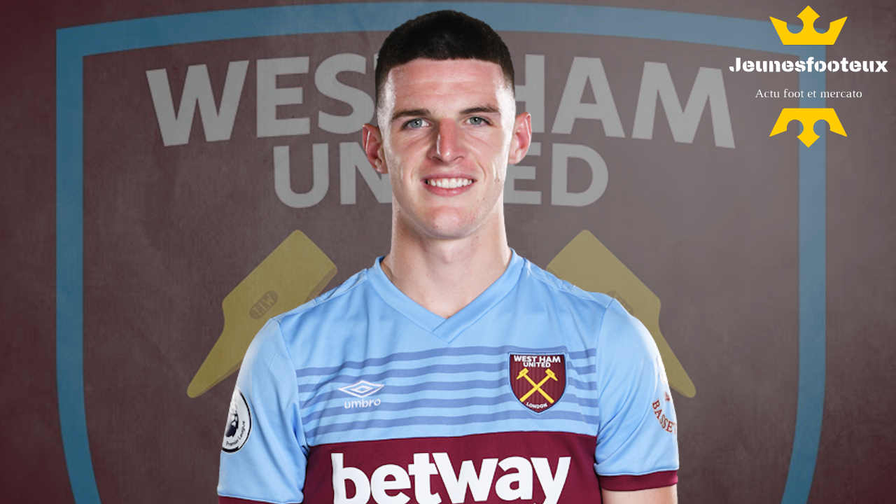 Chelsea - Mercato : Declan Rice (West Ham) de retour chez les Blues ?
