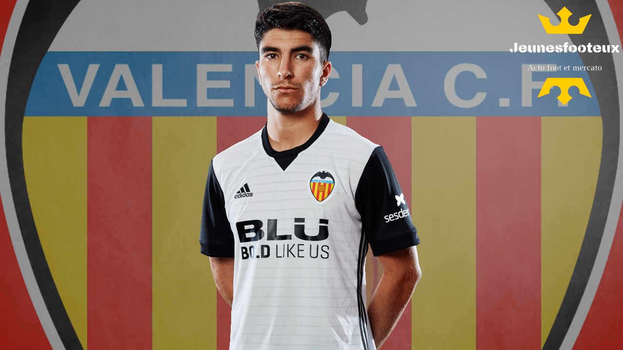 Arsenal Mercato : Carlos Soler (FC Valence)