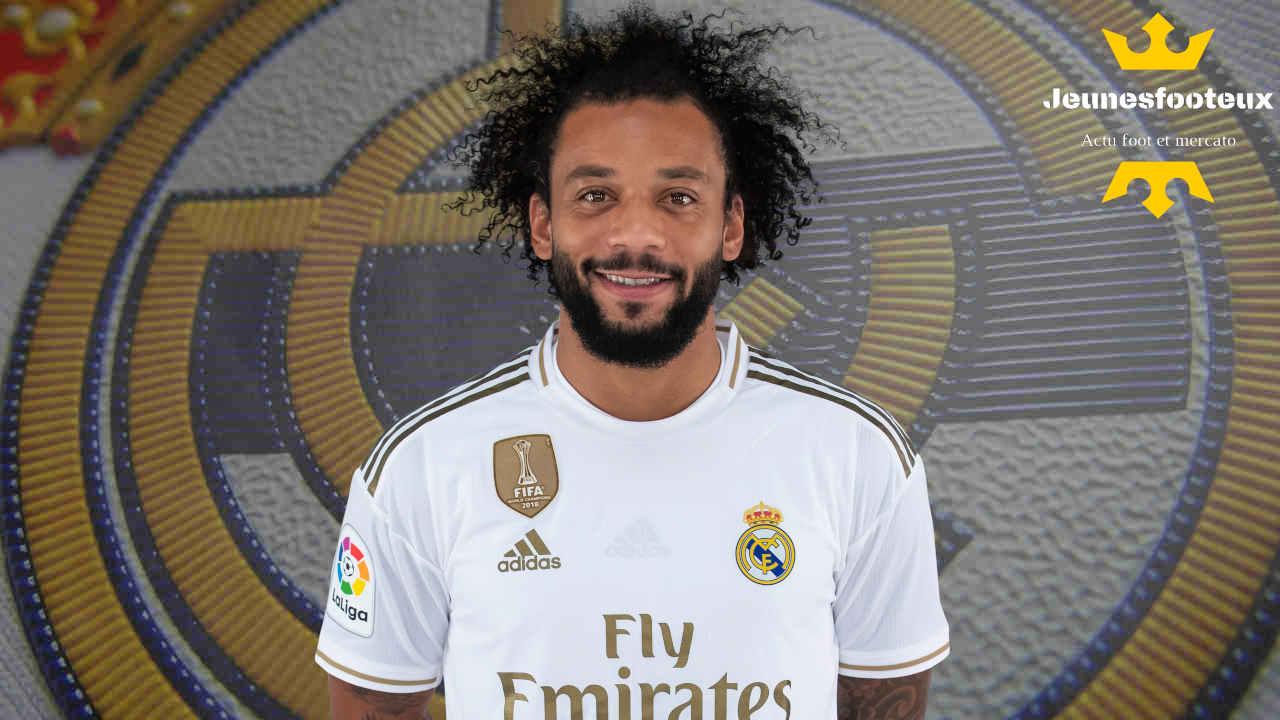 Real Madrid - Mercato : La Juventus Turin insiste pour Marcelo !