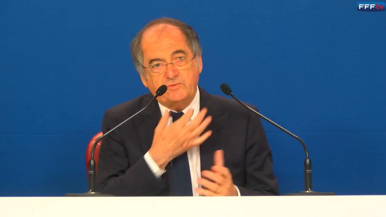 Noël Le Graët - Président de la FFF