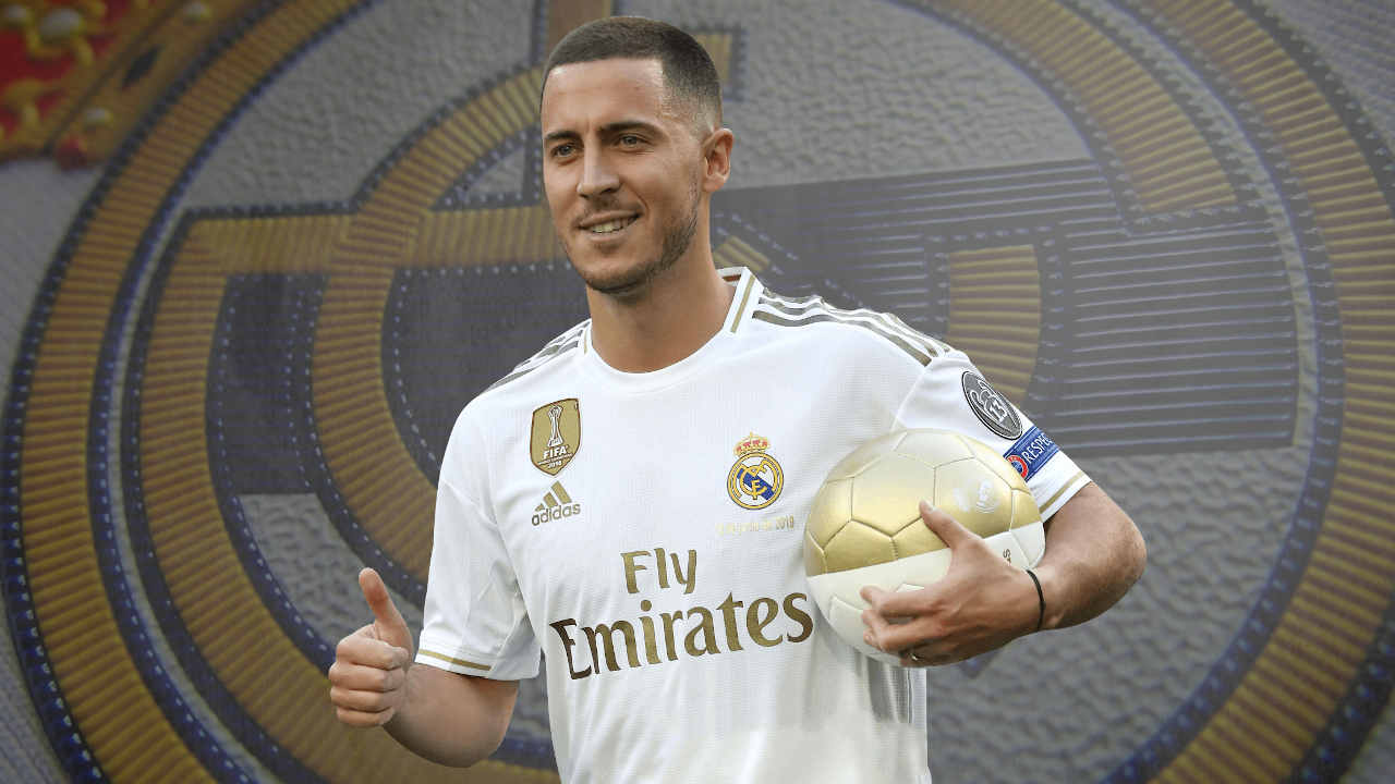 Real Madrid - Eden Hazard