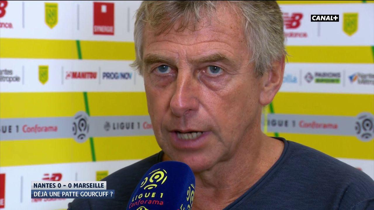FC Nantes : Christian Gourcuff, entraîneur du FCN