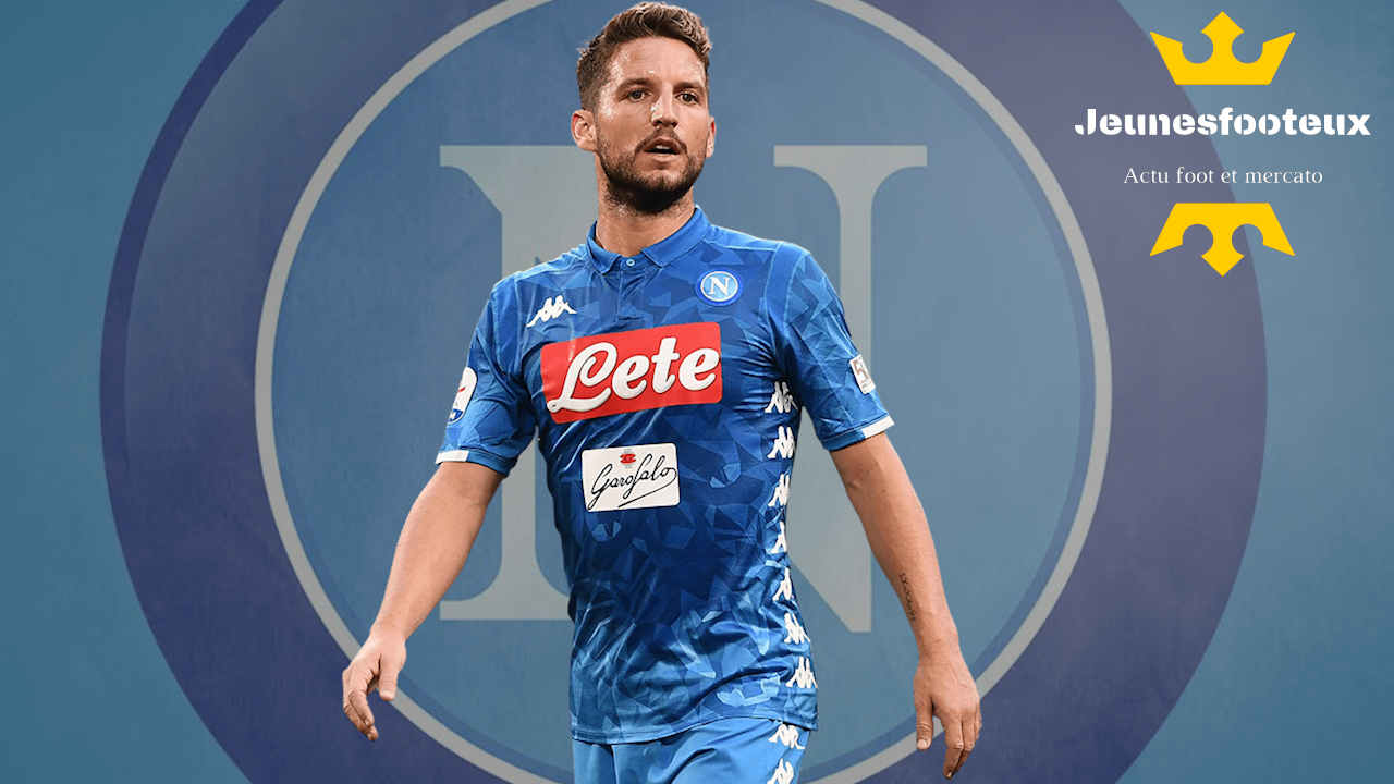 Naples, Chelsea - Mercato : Dries Mertens