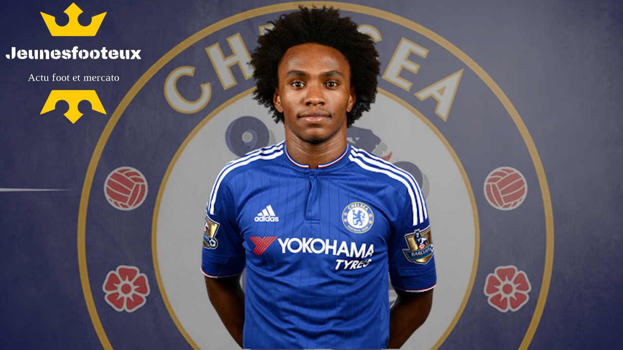 Chelsea, PSG - Mercato : Willian