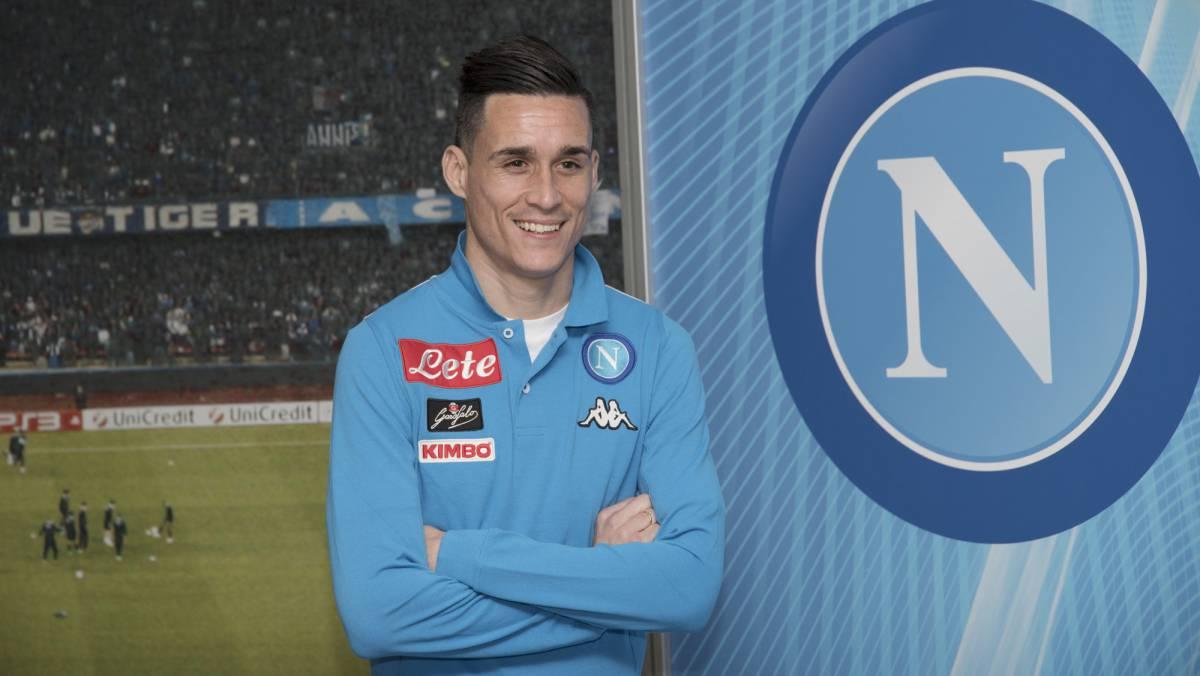 Naples, FC Séville - Mercato : José Callejon