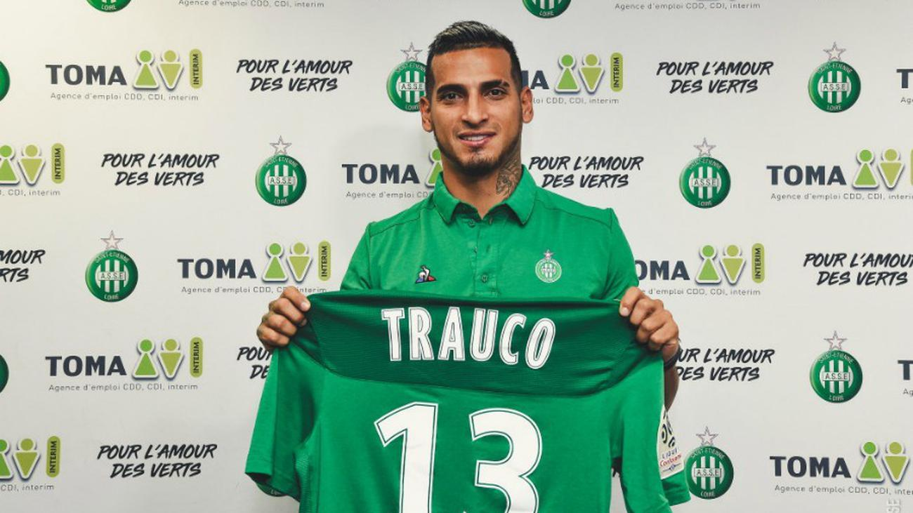 ASSE Mercato : Trauco - AS Saint-Etienne
