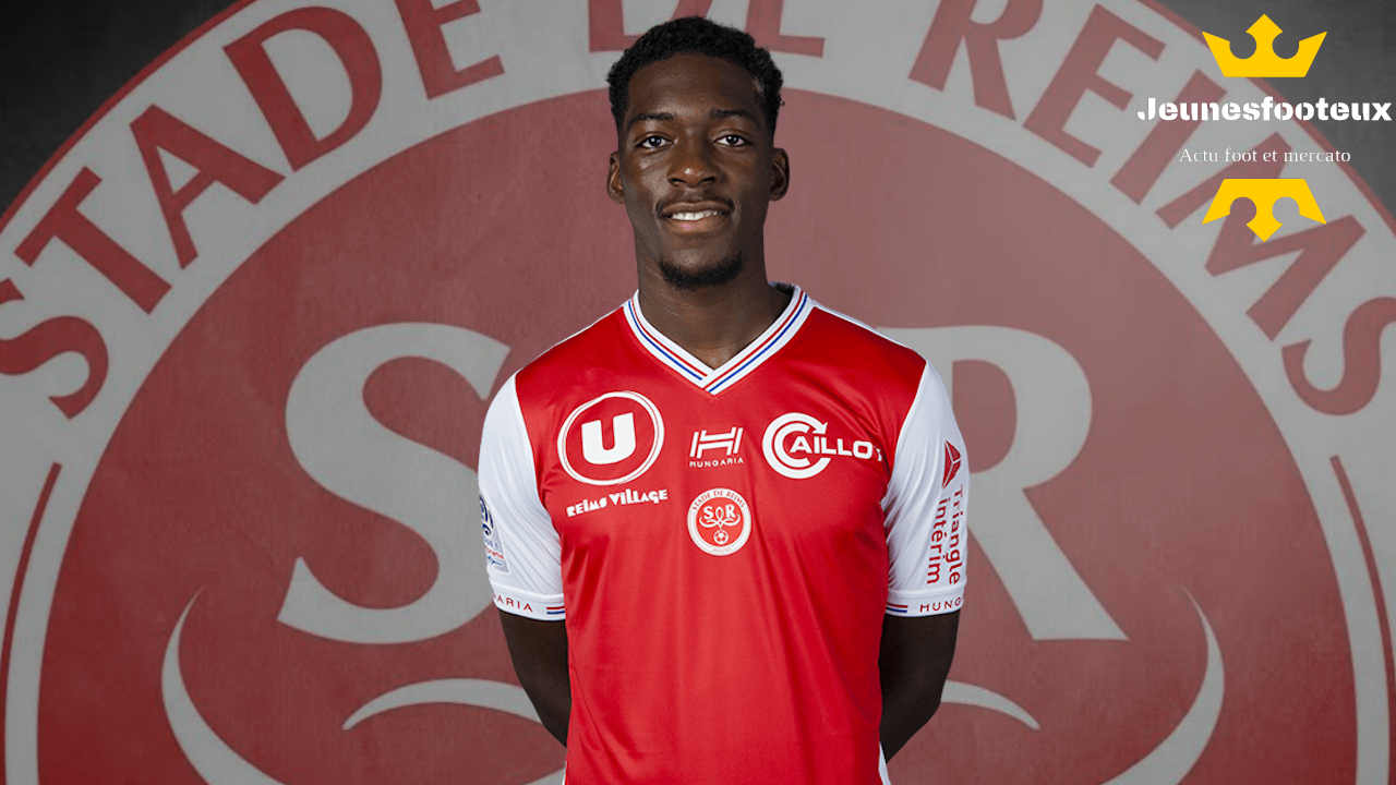 Reims - Mercato : 20M€, du lourd pour Axel Disasi (Stade de Reims) !