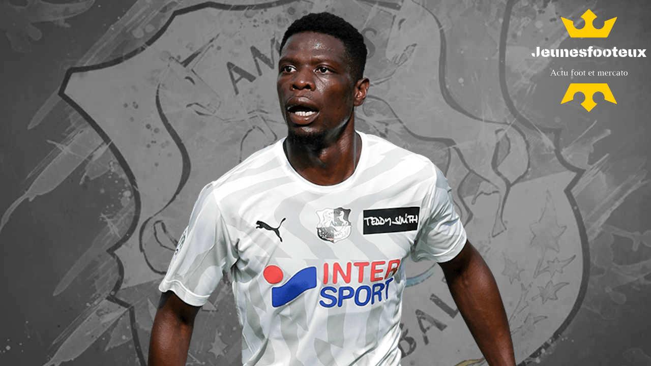 Amiens SC : Bakaye Dibassy sur Offside