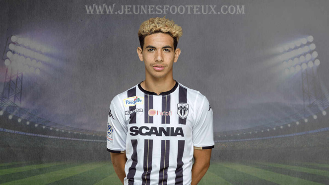 Angers SCO : Rayan Aït Nouri prolonge son contrat