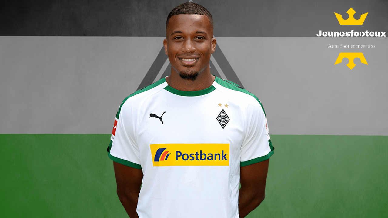 Borussia Mönchengladbach : Alassane Pléa