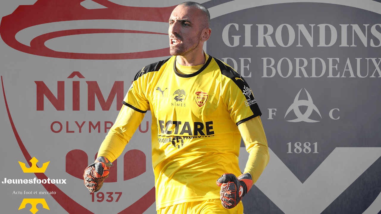 Montpellier Mercato : MHSC veut Paul Bernardoni
