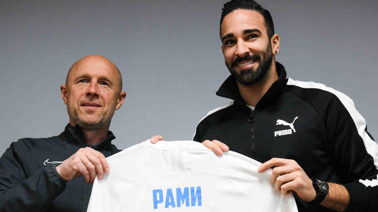 Adil Rami claque déjà la porte du FC Sotchi