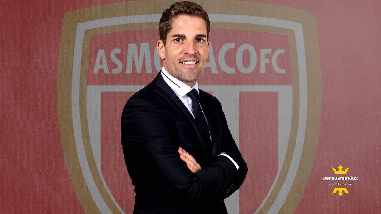 AS Monaco : Robert Moreno veut Diego Llorente