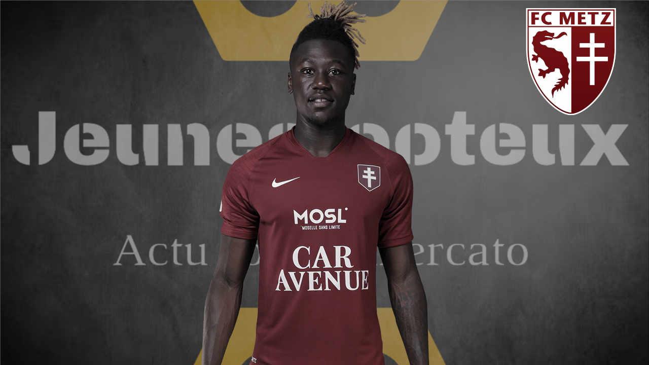 FC Metz - Mercato : Kevin N'Doram