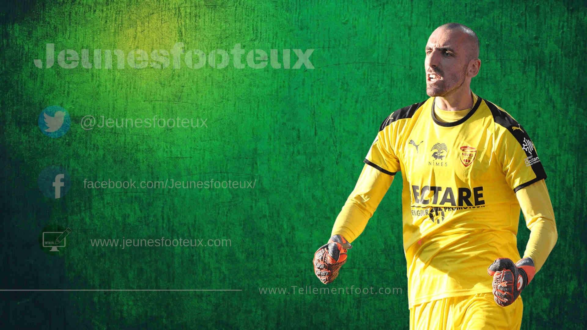 Angers SCO : Paul Bernardoni a signé (Mercato)