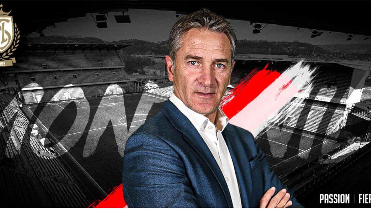 Philippe Montanier (ex RC Lens) rejoint le Standard de Liège