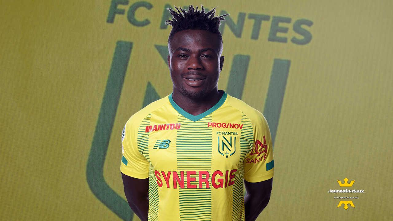 FC Nantes - Mercato : Moses Simon