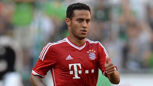 Bayern Munich : Thiago Alcantara blessé.