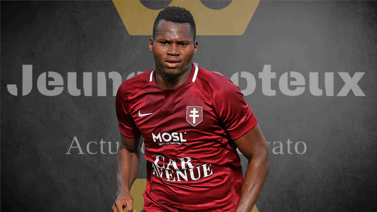 FC Metz - Mercato : Habib Diallo