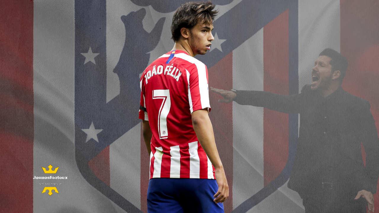 Atlético Madrid : Joao Felix ciblé en Premier League !