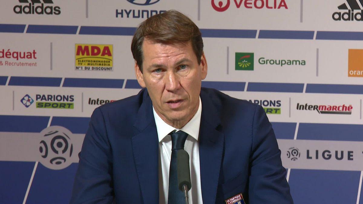 OL Mercato : Rudi Garcia (ex OM), entraîneur de Lyon.