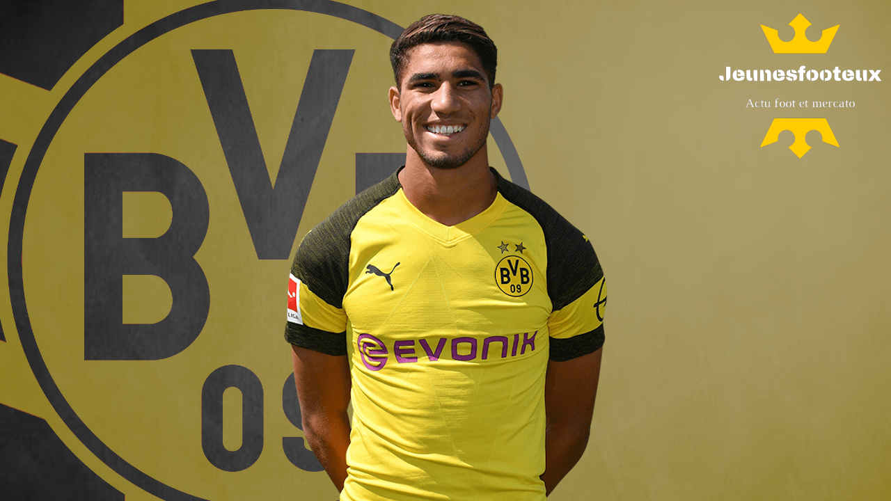 Inter Milan - Mercato : le Real Madrid met une clause pour Hakimi