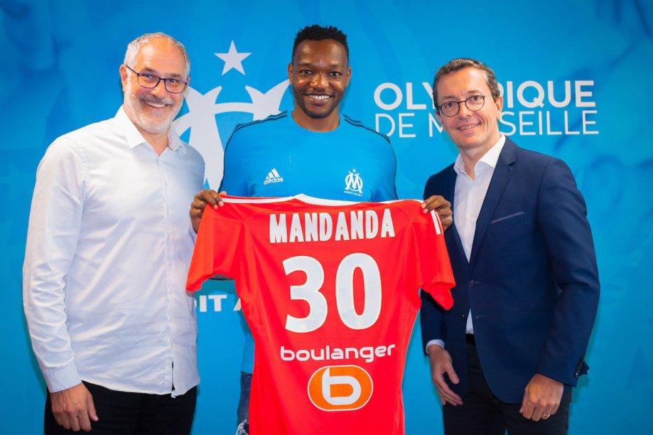 Mercato OM : Steve Mandanda et Marseille.
