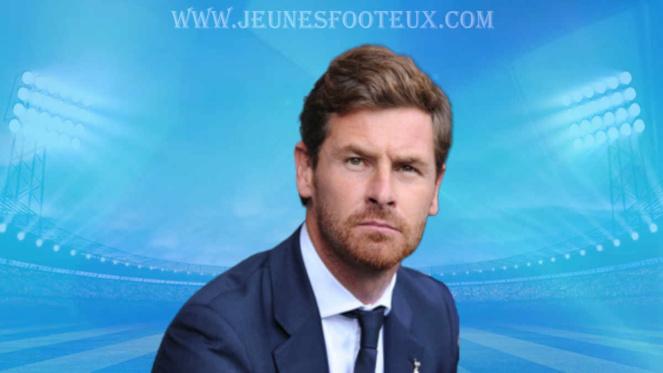 OM : Villas-Boas, entraîneur de Marseille.