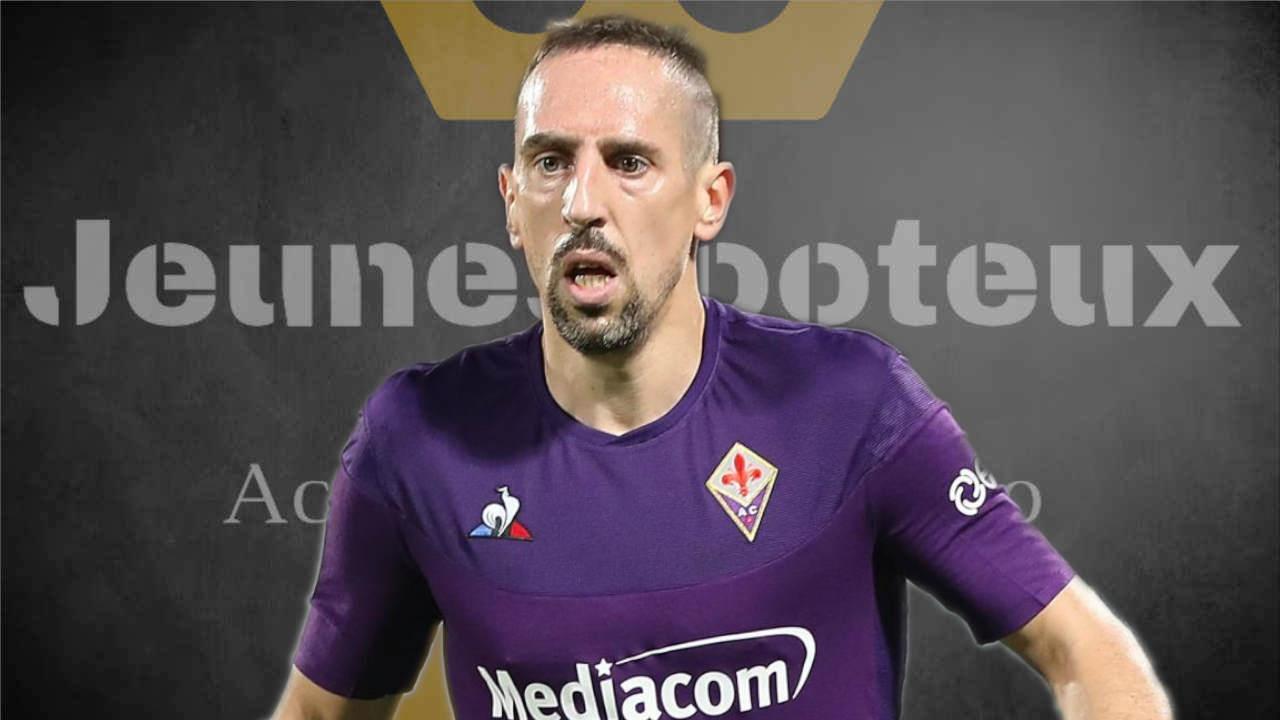Franck Ribéry veut rester à la Fiorentina.